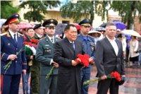 Глава Тувы: Не имеем права предавать солдат Великой Отечественной войны