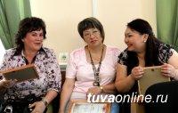 Участники установки и открытия 13 детских площадок во дворах Кызыла отмечены благодарностями
