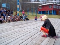 В Туве детские лагеря профсоюзов открылись с нарушениями