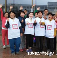 Активистки «Бодрого утра» по итогам июня получили футболки с логотипом проекта