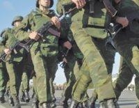 В правобережной части Кызыла началось строительство военного городка