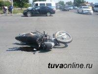 Мотоциклист, спровоцировавший ДТП, не имел водительского удостоверения соответствующей категории