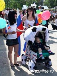 В год 100-летия Кызыла столица в День российского флага будет принимать Третий Парад детских колясок