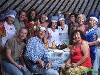 """На берегу соленого озера Дус-Холь ученые проведут конференцию """"Гостеприимная Тува: традиции и инновации"""""""