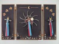 Художники Тувы поздравляют республику с юбилеем выставкой