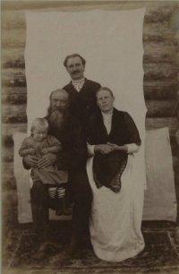 Русские купцы в Туве XIX-XX века