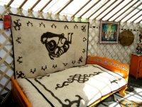 Программа Пятого международного фестиваля войлока в Туве