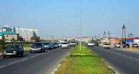 Расширяется газонная зона столицы Тувы