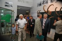 В Национальном музее Тувы открылась выставка охотничьих трофеев