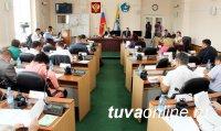 Заместителем председателя Хурала представителей Кызыла избран Аяс Лопсан