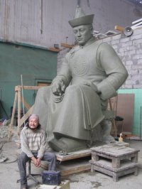В Туве будет открыт памятник Буяну-Бадыргы, основателю тувинской государственности