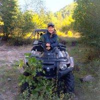 Анита Цой отдохнула на базе отдыха в староверческом поселении Тувы