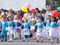 Сегодня в 12 часов по улице Кочетова пройдет праздничное шествие, посвященное 100-летию Кызыла