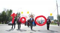 Компания МТС подарила кызылчанам к 100-летию сеть 4G