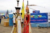 Юрта из Монгун-Тайги признана лучшей на Наадыме в Туве