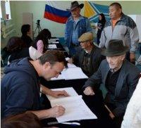 Среди регионов Сибири наиболее высокая явка на выборах в Туве