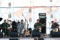 Группа «Хун-Хурту» выступила на фестивале Koktebel Jazz Party