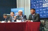 Тувинские единороссы вновь выдвинули кандидатуру Кан-оола Даваа на должность спикера парламента