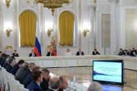 В Кремле обсудили, как поддержать российский бизнес в условиях экономических санкций