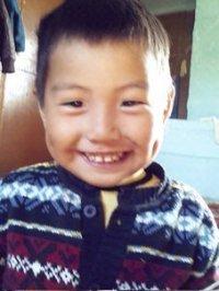 Полиция Кызыла нашла пропавшего 3-летнего малыша на другом конце города