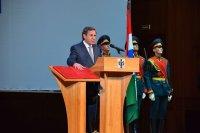 Глава Тувы примет участие в церемонии инаугурации губернатора Новосибирской области