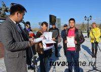 Творчество юных художников Кызыла в День Енисея отметили ценными призами