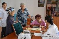 «Маршрут здоровья» в Туве охватил более 10 тысяч сельских жителей