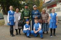 Госавтоинспекция Тувы провела акцию «Почтенный возраст»
