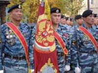 В Туве поздравляют сегодня бойцов ОМОН с профессиональным праздником