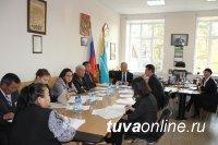 ОНФ в Туве примет участие в разработке республиканского закона «Об общественном контроле»