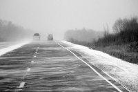 В Туве ожидается усиление ветра и мокрый снег