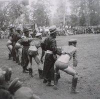 Жители Тувы, удостоенные первыми высших наград в спорт