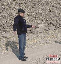 Могила Чингисхана под тувинской рекой или озером?