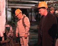 Глава Тувы проверил готовность Шагонарской ТЭЦ к отопительному сезону