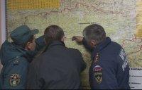 Роскосмос передал МЧС снимки, на которых в день исчезновения Ми-8 в Туве зафиксированы две термоточки