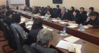 Общественный совет обсудил Прогноз социально-экономического развития Тувы на 2015 год и на период до 2017 года