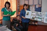 В историях о своих дедушках и бабушках, семейных реликвиях - школьники Кызыла представили историю столицы Тувы