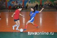 Девчата школы № 3 принесли еще одну победу в копилку школы на турнире по мини-футболу