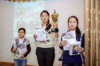 112 школьников участвовали в шахматном турнире памяти Болата Ооржака
