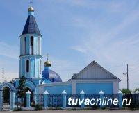 Сотрудниками вневедомственной охраны Кызыла задержан подозреваемый в краже церковного имущества