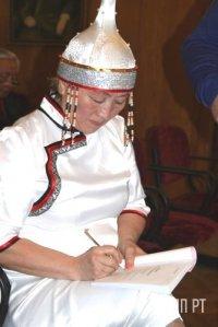 В Москве, в Союзе писателей России прошла презентация книги «Мама Нади Рушевой»