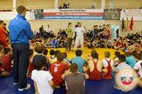 """Три тувинских тренера сдали экзамены по """"Менеджменту спорта"""" на """"отлично"""""""