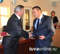 К 100-летию Кызыла вручены Почетные грамоты Государственной Думы России