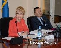 Бюджет города Кызыла на 2015 год принят в первом чтении
