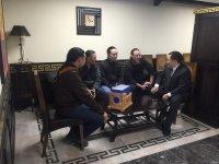 Родина хоомея Тува проведет международный конкурс на лучшее исполнение горлового пения