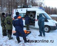 В Туве наземные группы продолжают поиск пропавшего вертолета