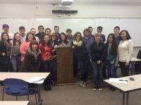 Студенты ТувГУ участвуют в конкурсе дебатов в университете США