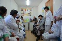 В Кара-Холе реализуют проект «Здоровое село»