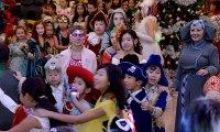 В столице Тувы прошла Новогодняя елка Главы республики