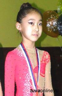 Названы чемпионки Кызыла 2014 года по художественной гимнастике